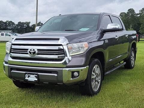 2016 Toyota Tundra for sale at Bratton Automotive Inc in Phenix City AL