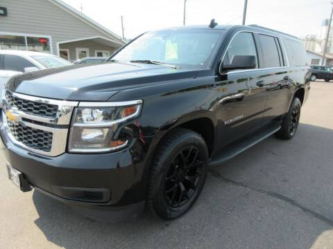 2016 Chevrolet Suburban for sale at Dam Auto Sales in Sioux City IA