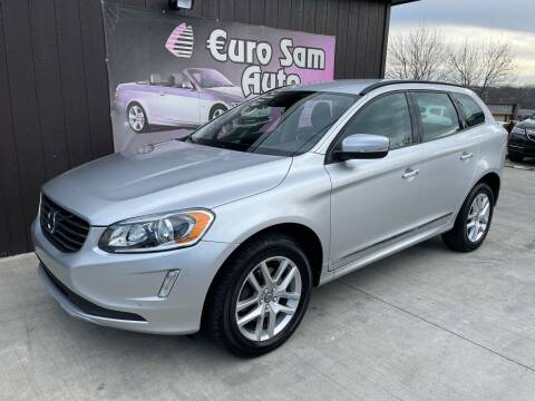 2017 Volvo XC60 for sale at Euro Auto in Overland Park KS