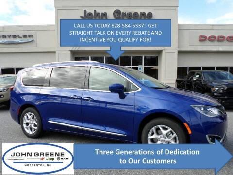 2020 Chrysler Pacifica for sale at John Greene Chrysler Dodge Jeep Ram in Morganton NC