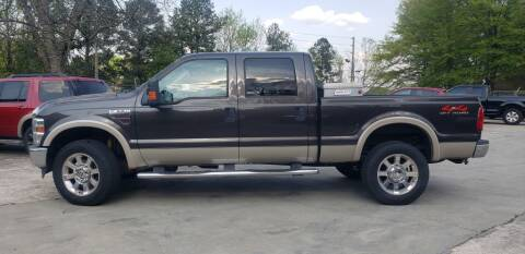 2008 Ford F-350 Super Duty for sale at On The Road Again Auto Sales in Doraville GA
