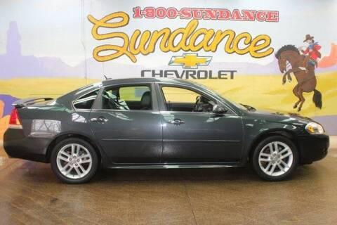 2014 Chevrolet Impala Limited for sale at Sundance Chevrolet in Grand Ledge MI