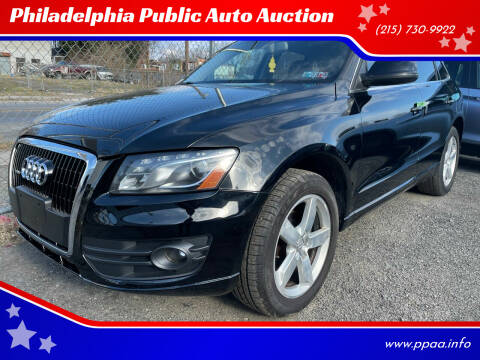 2011 Audi Q5 for sale at Philadelphia Public Auto Auction in Philadelphia PA