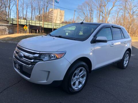 2014 Ford Edge for sale at Mula Auto Group in Somerville NJ