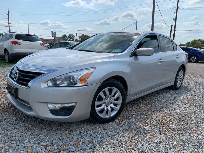 2014 Nissan Altima for sale at Safeway Auto Sales in Horn Lake MS