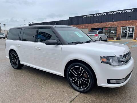 2013 Ford Flex for sale at Motor City Auto Auction in Fraser MI