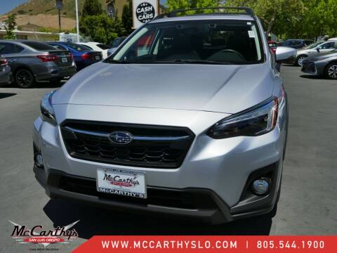 2019 Subaru Crosstrek for sale at McCarthy Wholesale in San Luis Obispo CA
