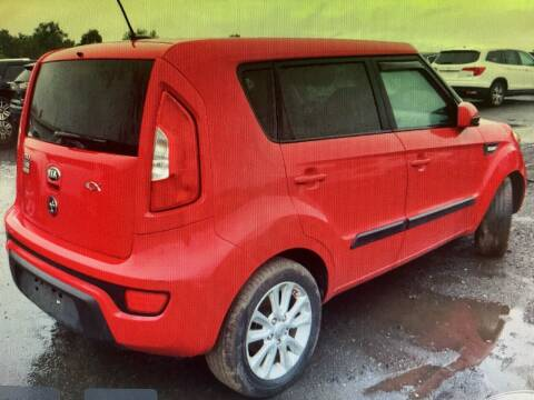 2013 Kia Soul for sale at CARDEPOT AUTO SALES LLC in Hyattsville MD