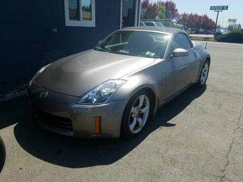 2008 Nissan 350Z for sale at Universal Auto INC in Salem OR