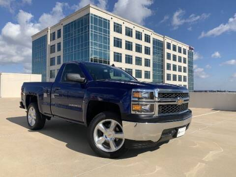 2014 Chevrolet Silverado 1500 for sale at SIGNATURE Sales & Consignment in Austin TX
