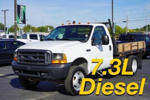 2000 Ford F-550 Super Duty for sale at Preferred Auto Fort Wayne in Fort Wayne IN