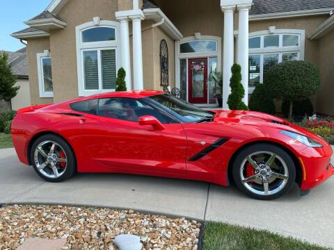 2014 Chevrolet Corvette for sale at Brewer's Auto Sales in Greenwood MO