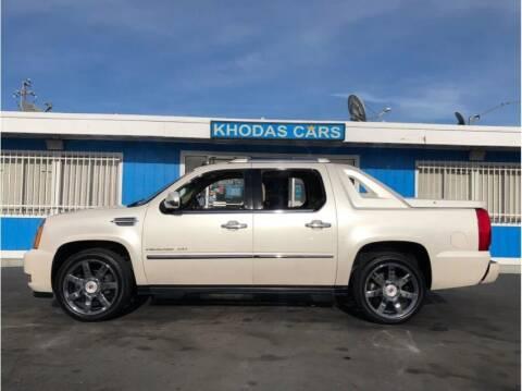 2010 Cadillac Escalade EXT for sale at Khodas Cars in Gilroy CA