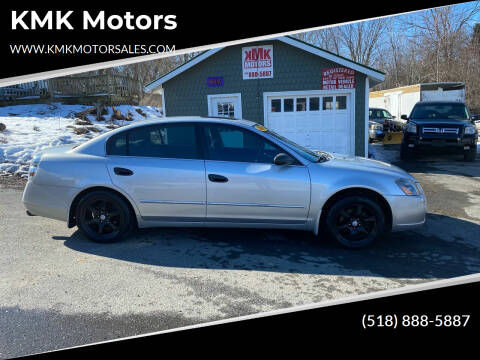 2005 Nissan Altima for sale at KMK Motors in Latham NY