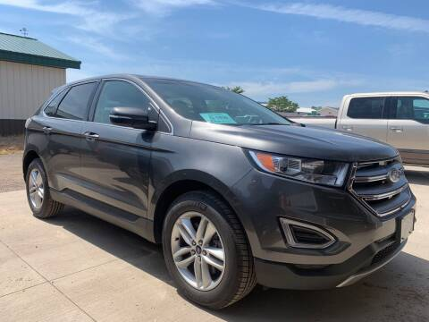 2017 Ford Edge for sale at FAST LANE AUTOS in Spearfish SD