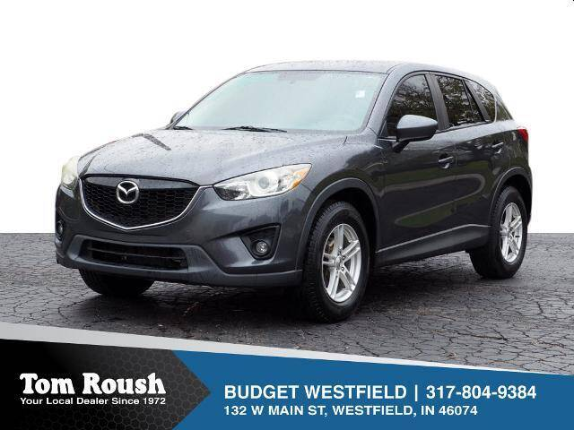 2014 Mazda CX-5 for sale at Tom Roush Budget Westfield in Westfield IN