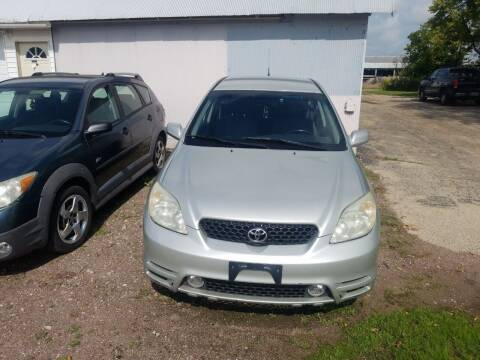 2004 Toyota Matrix for sale at Craig Auto Sales in Omro WI