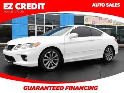 2014 Honda Accord for sale at Pioneer Family preowned autos in Williamstown WV