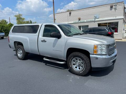 2012 Chevrolet Silverado 1500 for sale at Fairview Motors in West Allis WI