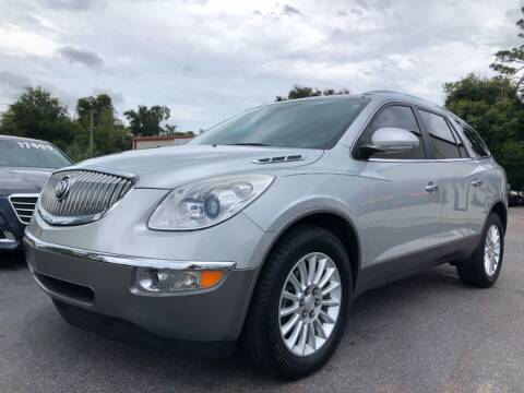 2012 Buick Enclave for sale at Upfront Automotive Group in Debary FL