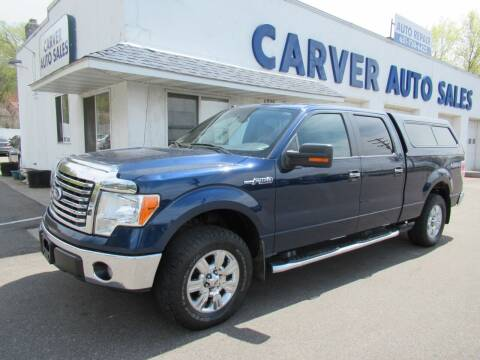 2010 Ford F-150 for sale at Carver Auto Sales in Saint Paul MN