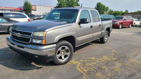 2007 Chevrolet Silverado 1500 Classic for sale at Silverline Auto Boise in Meridian ID