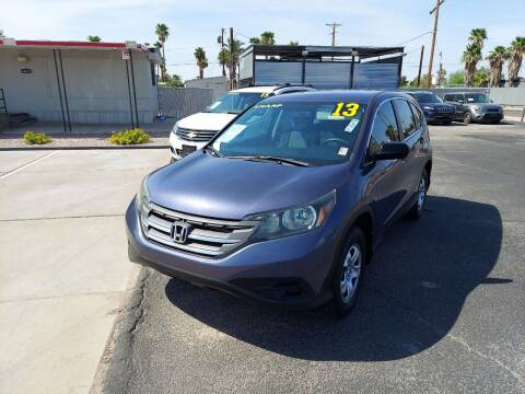 2013 Honda CR-V for sale at Century Auto Sales in Apache Junction AZ