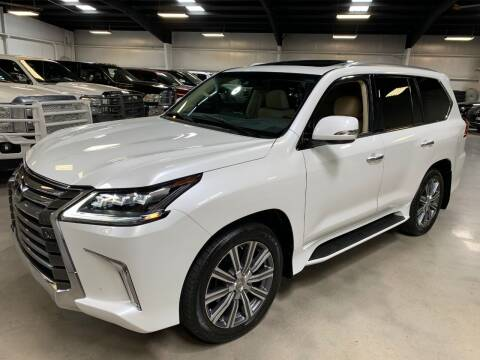 2017 Lexus LX 570 for sale at Diesel Of Houston in Houston TX