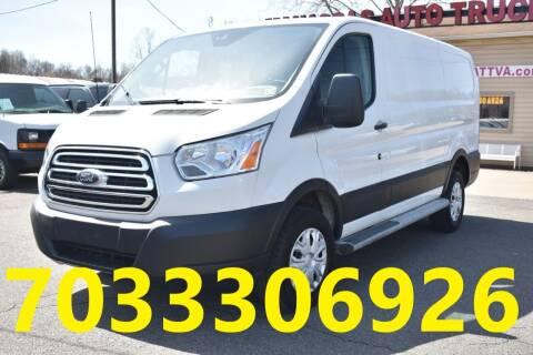 2019 Ford Transit Cargo for sale at MANASSAS AUTO TRUCK in Manassas VA