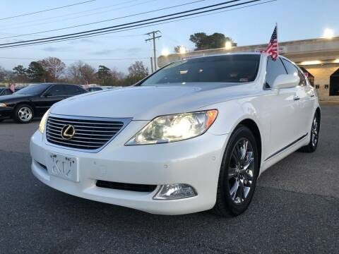 2008 Lexus LS 460 for sale at Mega Autosports in Chesapeake VA