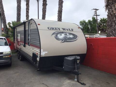 2018 Forest River CHEROKEE for sale at CARCO SALES & FINANCE #2 in Chula Vista CA