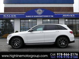 2021 Mercedes-Benz GLC for sale at Highline Group Motorsports in Lowell MA
