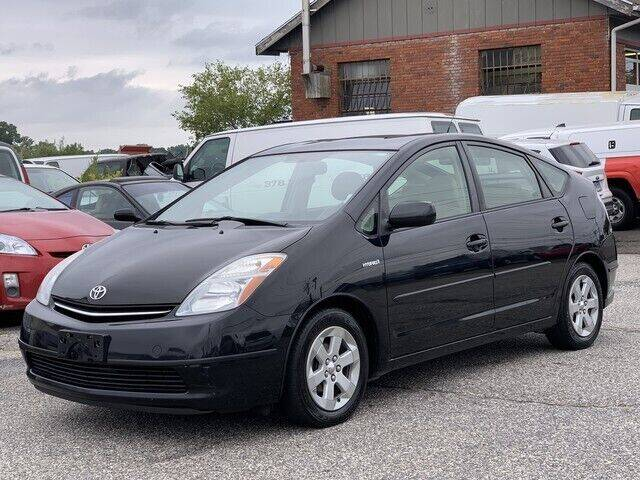 2007 Toyota Prius for sale at CT Auto Center Sales in Milford CT