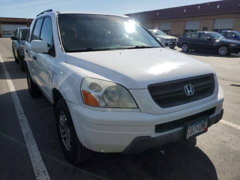 2005 Honda Pilot for sale at Affordable 4 All Auto Sales in Elk River MN