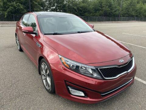 2014 Kia Optima for sale at CU Carfinders in Norcross GA