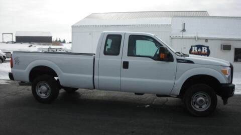 2011 Ford F-250 Super Duty for sale at B & B Sales 1 in Decorah IA