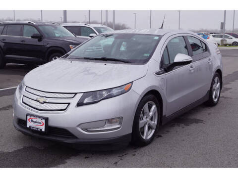 2013 Chevrolet Volt for sale at Napleton Autowerks in Springfield MO