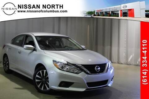 2016 Nissan Altima for sale at Auto Center of Columbus in Columbus OH