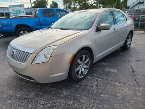 2010 Mercury Milan for sale at CAR-RIGHT AUTO SALES INC in Naples FL