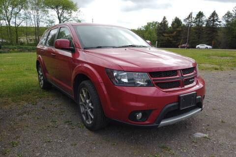 2017 Dodge Journey for sale at RS Motors in Falconer NY