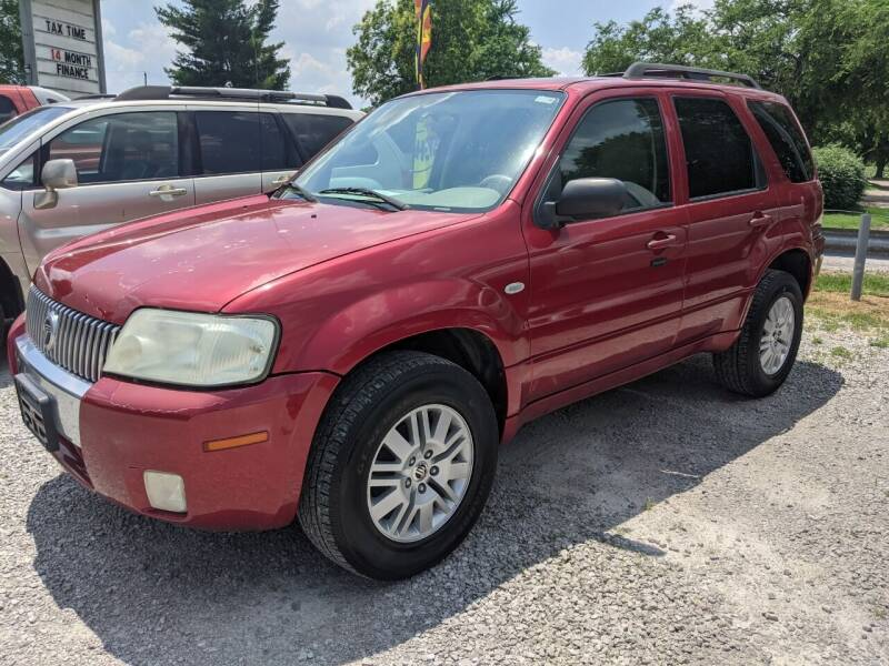 2005 Mercury Mariner for sale at AUTO PROS SALES AND SERVICE in Belleville IL