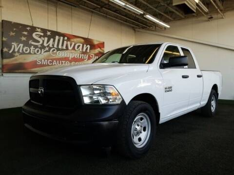 2016 RAM Ram Pickup 1500 for sale at SULLIVAN MOTOR COMPANY INC. in Mesa AZ