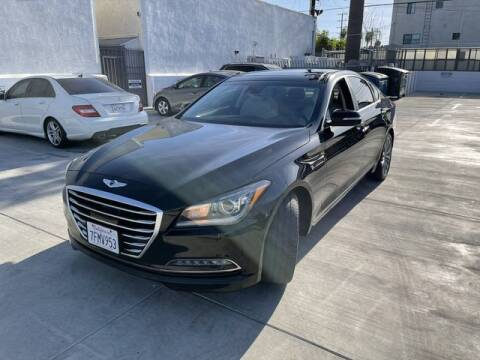 2015 Hyundai Genesis for sale at Hunter's Auto Inc in North Hollywood CA