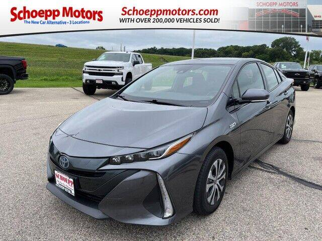 2020 Toyota Prius Prime for sale in Middleton, WI