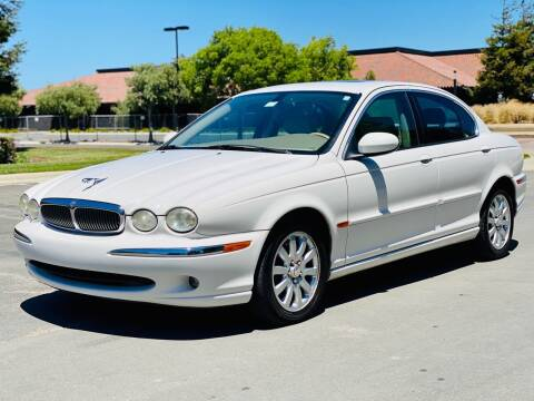 2003 Jaguar X-Type for sale at Silmi Auto Sales in Newark CA