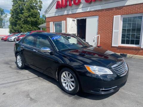 2013 Chrysler 200 for sale at Motornation Auto Sales in Toledo OH