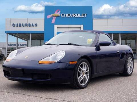 2000 Porsche Boxster for sale at Suburban Chevrolet of Ann Arbor in Ann Arbor MI