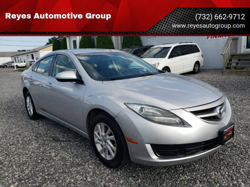 2011 Mazda MAZDA6 for sale at Reyes Automotive Group in Lakewood NJ