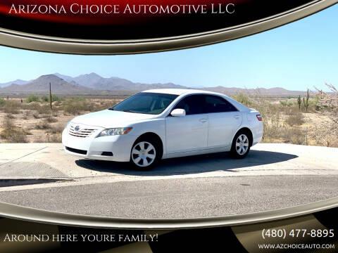 2007 Toyota Camry for sale at Arizona Choice Automotive LLC in Mesa AZ
