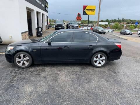 2007 BMW 5 Series for sale at Revolution Motors LLC in Wentzville MO